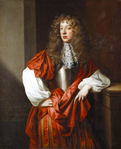 second earl of rochester John wilmot, 2nd earl of rochester (1647-1680), poet and libertine sitter in 11 portraits a poet and courtier, rochester's satirical wit and licentiousness alternately fascinated and enraged charles ii, who dismissed him from court at least once a year.