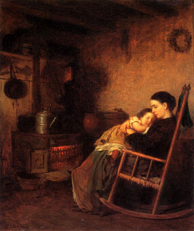 اغاني الهدهدة - موروث شعبي ...! شاركونا اغاني بلادكم Mother_and_Child_186