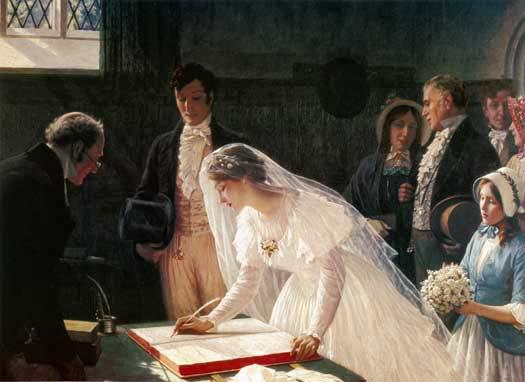Edmund gan wedding