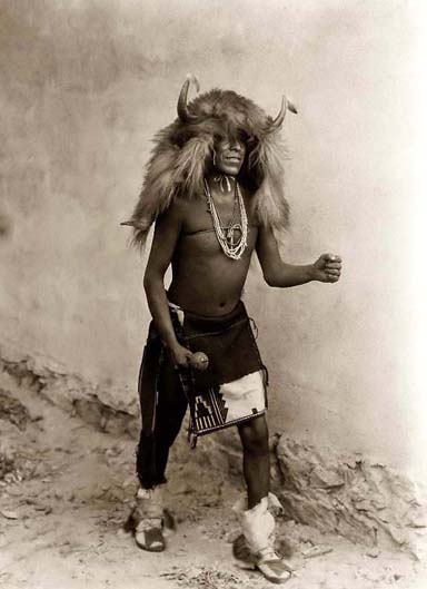 Buffalo Dancer Date Unknown