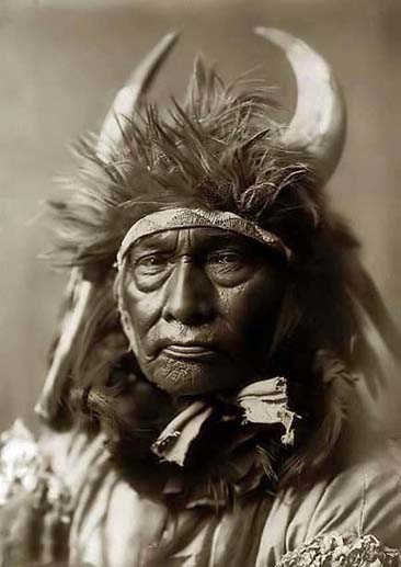 American Conductor Heads : Edward sheriff curtis