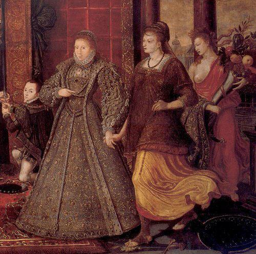 Portraits of Queen Elizabeth I