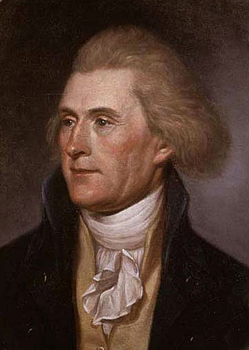 an analysis of thomas jefferson in the thick of party conflict in 1800 Thomas jefferson was born in the 1800 presidential election, jefferson contended once more as jefferson saw his party triumph in two terms of his.