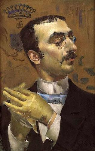 Henri de Toulouse-Lautrec by Giovanni Boldini. Henri de Toulouse-Lautrec