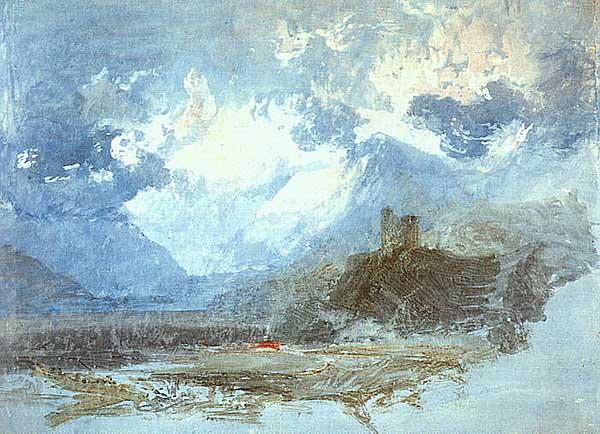 Vilijam Tarner - Page 8 Dolbadern_Castle_1799
