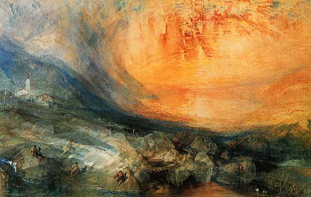 Amazing Joseph Mallord William Turner Was An English Romantic Landscape Painter,  Watercolorist And Printmaker, Whose Style Can Be Said To Have Laid The  Foundation ...