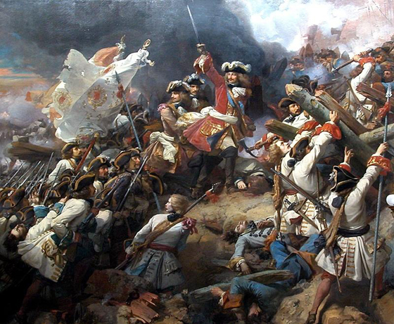 an analysis of la batalla de puebla a 1862 battle between mexican forces and the french army The colorado review of hispanic studies volume 4: demons of nineteenth century hispanic literatures (entire volume.