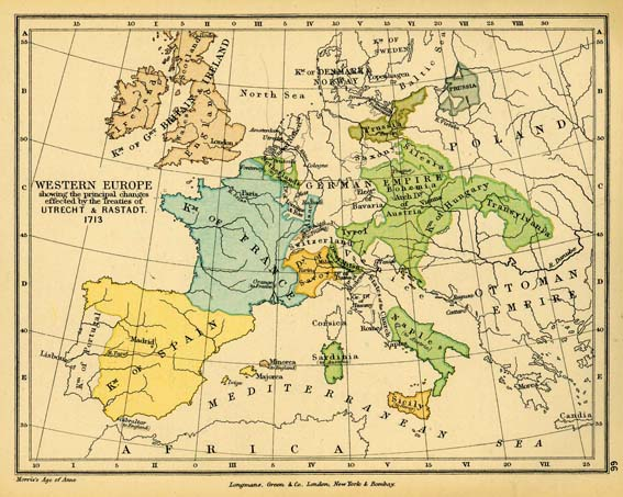 Map Of France Over Time.Maps From Louis Xiv Louis Xiv The Monarch Of France