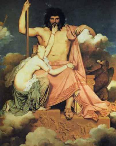 gods in the aeneid