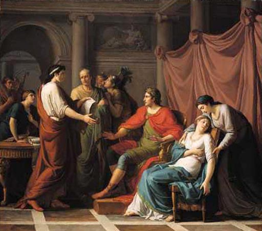 the aeneid In about 30 b  c , the roman poet virgil began composing the aeneid, an epic about the legendary hero aeneas and the founding and destiny of rome.
