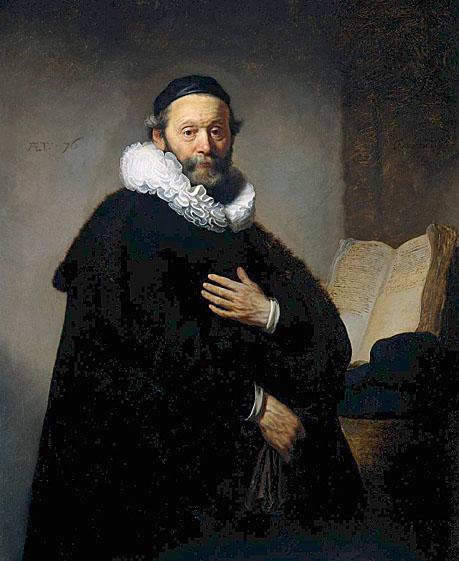 Rembrandt for Johannes hof