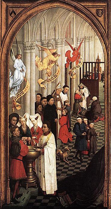 Seven Sacraments 1445 50
