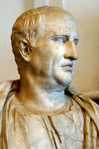 an analysis of the first philippic against marcus antonius and the death of caesar Case of julius caesar edition  and regulus returning to certain death in order to keep his  and pronounced his first philippic against antony in the.
