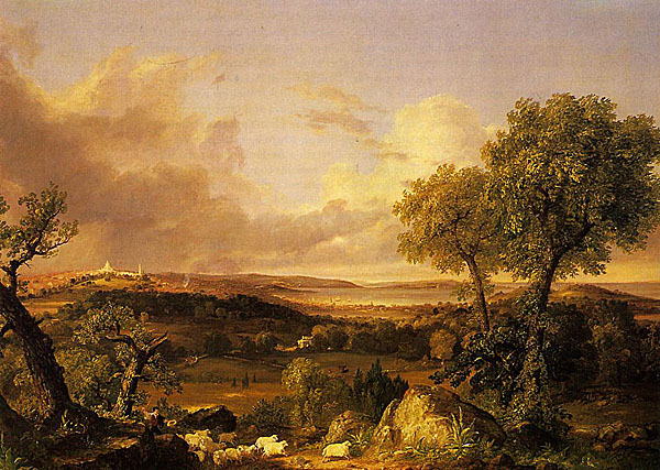 thomas cole essay on american scenery 1836