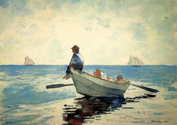 Image result for Winslow Homer