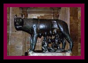 Romulus and Remus